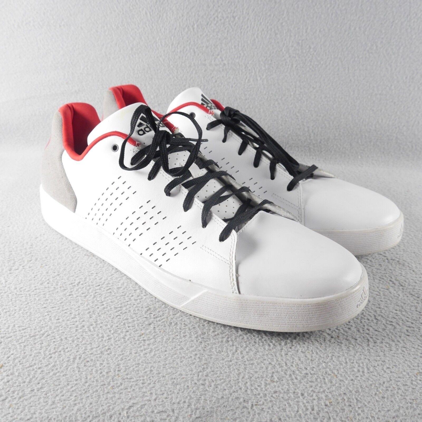 Nwob adidas c75749 d rose / lakeshore niedrigen weißen / blk / rose ROT / gry männer abn - größe. 8f838d