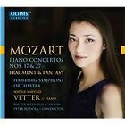 Wolfgang Amadeus Mozart - Mozart: Piano Concertos Nos. 17 & 27; Fragment; Fantasy (2016)