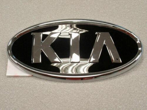 Tailgate KIA logo emblem for 2007-2010 KIA Sportage New Sprotage