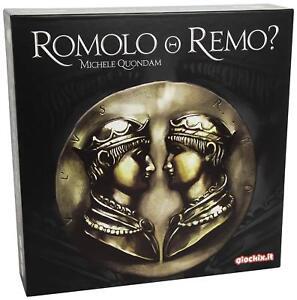 Inmedia Srl / Giochix Romolo O Remo ? Jeu De Société
