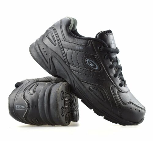 Boys Kids Childrens Hi Tec Casual School Sports Running Gym Trainers Shoes Size