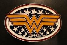 Buckle - Gürtelschnalle - Gürtelschließe - Schnalle - Koppel - Wonder Woman