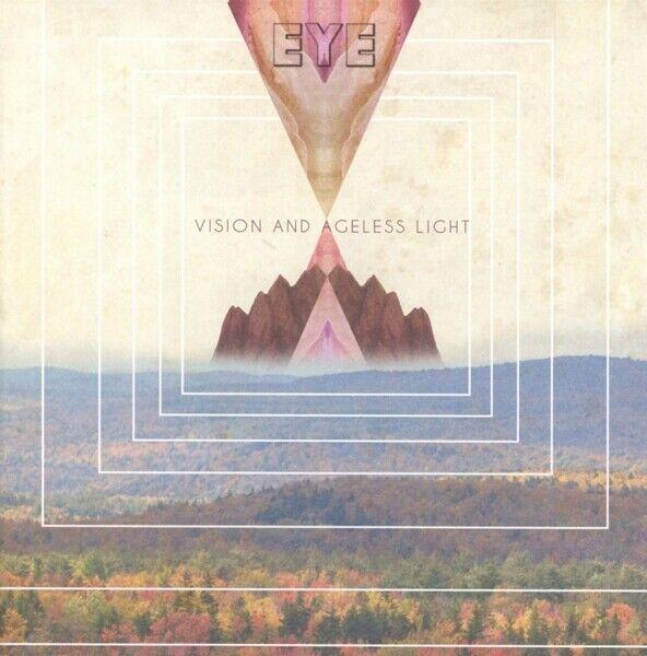 EYE - VISION AND AGELESS LIGHT   CD NEU