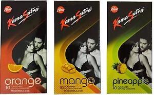 KamaSutra-Flavored-Dotted-Basket-Orange-Mango-amp-Pineapple-Condoms-Lubricated