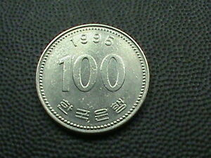 Sued-Korea-100-Won-1995-Maximum-in-USA