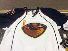 Atlanta Thrashers Official game jersey size 56  CCM new with tags Jets
