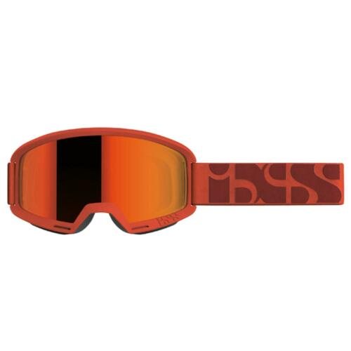 IXS hack Goggle mirror crossbrille downhill DH MX FR freeride Trail gafas de protección