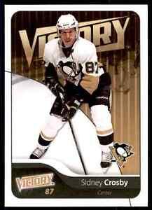 2011-12-Upper-Deck-Victory-Sidney-Crosby-Checklist-101-200-200