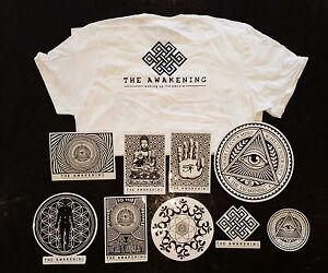 The-Awakening-Sticker-Pack-9-Limited-Edition-Spiritual-Stickers