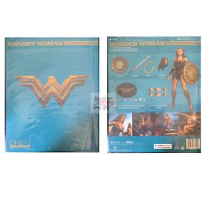 WONDER WOMAN (MOVIE Ver) ONE 12 1 12 Mezco Toyz DC UNIVERSE 2018 Action FIGURE