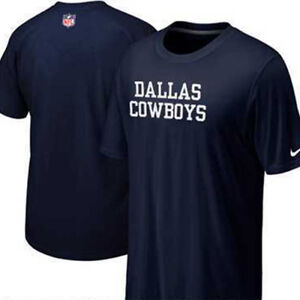 New Nike Dallas Cowboys Nike Legend coaches tee Tee Dri-Fit fabric ... 813f5ef8a