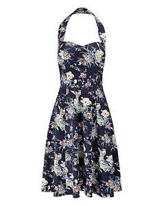 cf9f6d05ee Joe Browns Distinctive Halter Neck Dress UK Size 12 sale! Limited ...