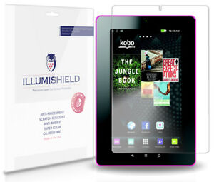 iLLumiShield-HD-Screen-Protector-w-Anti-Bubble-Print-3x-for-Kobo-Vox
