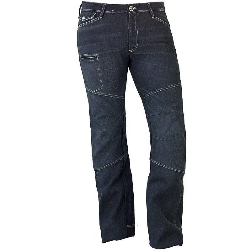 Pantalon Jean Moto E-SQUAD  - STRONG RAW - Dimensione fr  44 et 52 | Miglior Prezzo  | Scolaro/Ragazze Scarpa