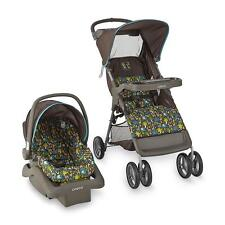 Item 3 NEW Cosco 2 Pc Set Animal Print Stroller Car Seat Pram Baby Nursery Infant