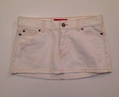 Hollister Women's Size 1 Denim Mini Skirt