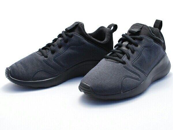 Mujeres Nike Kaishi 2.0 se Negro Antracita Correr Gimnasio Entrenadores Reino Unido 4