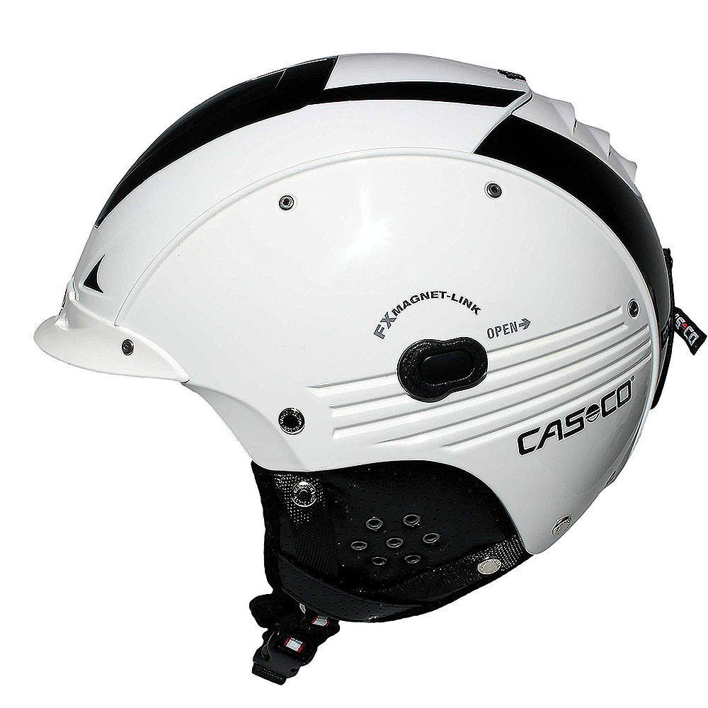 Casco SP-5  weiß schwarz Skihelm  Gr. L XL 58-62  cm 3207L