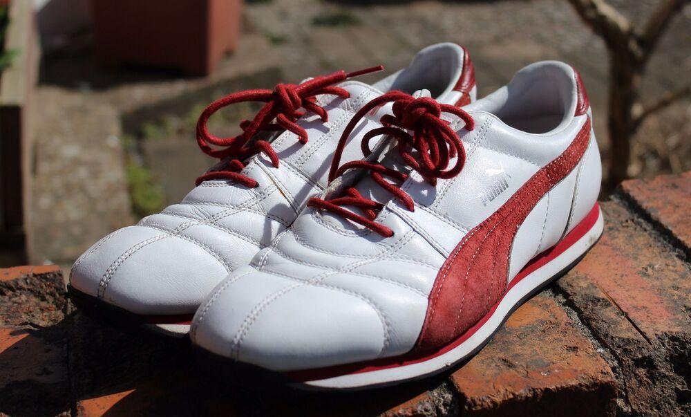 Puma Chaussures Cuir UK 9 US 10 EU 43-