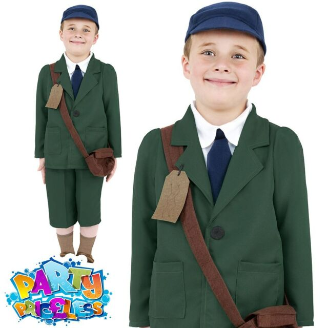 Bargain! Smiffys Police Costume Fancy Dress Child Brand New Boxed