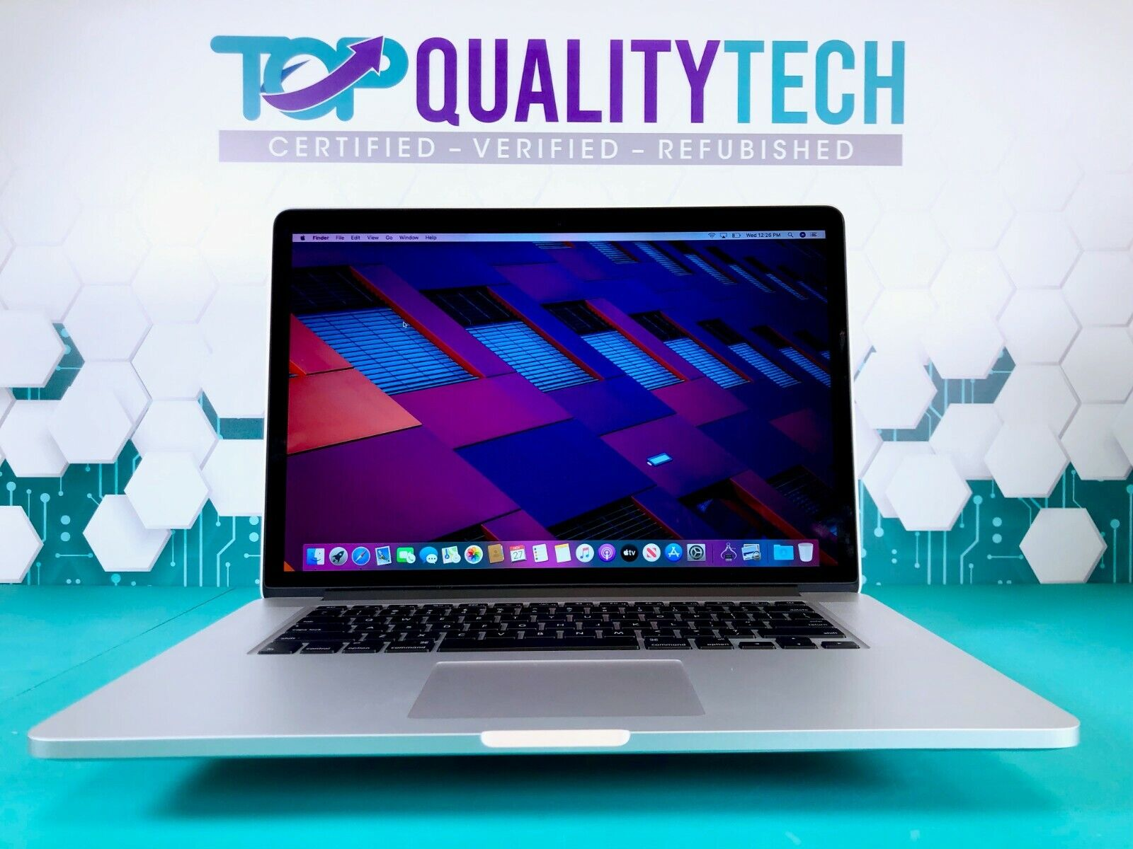 Apple MacBook Pro 15 inch Laptop / QUAD CORE i7 / 1TB SSD / Retina / 16GB RAM. Buy it now for 999.00