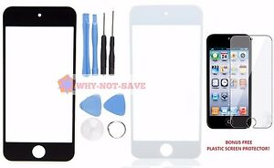 Replacement Glass screen Part for Ipod Touch 6 6th gen A1574 display with tool