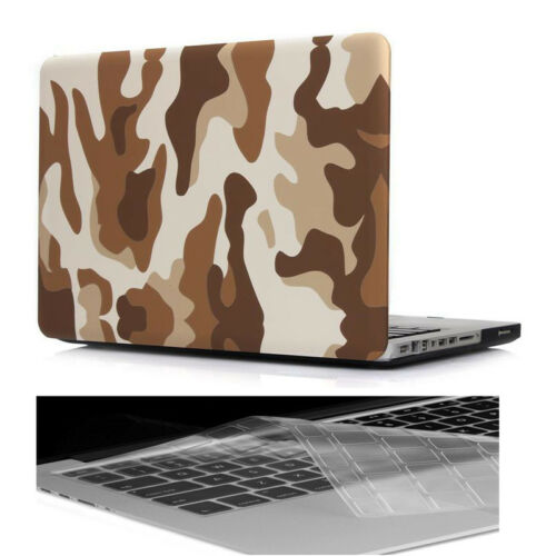 Painted Marble Pattern Hard Case+Screen Protector For MacBook Pro 13 A1989 2018