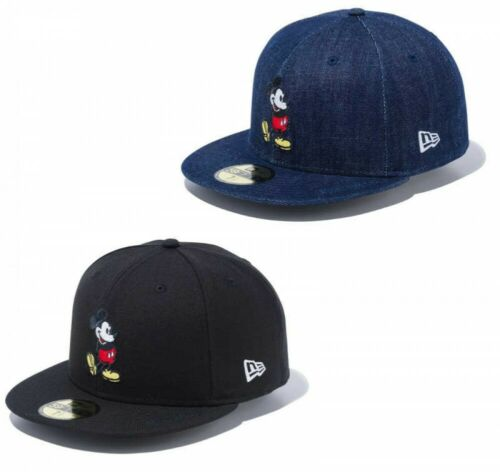 NEW ERA 59FIFTY Fitted Cap 1930s Black Eyed Mickey Mouse IDG//BLK Japan Tracking