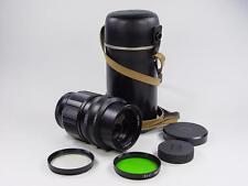 NEW ! 20 aperture blades Telelens TAIR-11A 2.8/135mm M42. s/n 845847. Zenit KMZ.