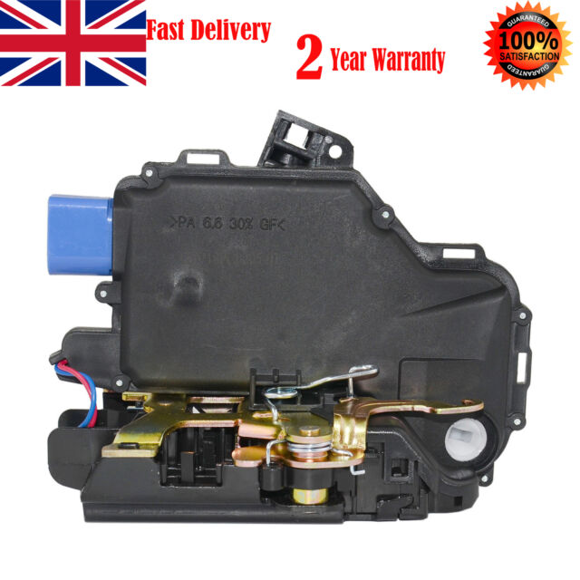 Front Left and Right Door Lock Actuator FOR VW Transporter MK V Seat Skoda