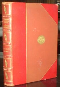 RARE-SIGNED-DELUXE-1921-1st-Ed-RADNOR-REMINISCENCES-FOXHUNTING-JOURNAL-PA