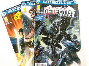 Auswahl-BATMAN-DETECTIVE-COMICS-Rebirth-1-28-Panini-NEUWARE