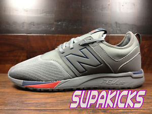 new balance 247 white red