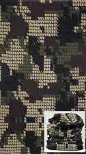 Camo FACE MASK Sun Shield Neck Gaiter Headband Bandana Du Rag Do Skull Cap SPF40
