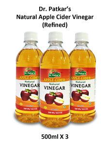 Dr-Patkar-039-s-Natural-Apple-Cider-Vinegar-Refined-Pack-of-18