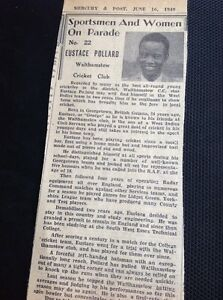 m1-5-ephemera-1949-Picture-Article-Walthamstow-Cricket-Club-Eustace-Pollard