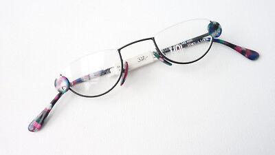 Angemessen Mini Brille Gestell Crazy Bunt Marke Have A Look Ausgefallen Lesebrille Grösse S