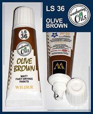 Wilder LS-36 - Weathering Oil Olive Brown 20ml