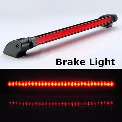 Red 32 LED Vehicle Car Auto Fog Stop Tail Rear Brake Warning Light Lamp 12V