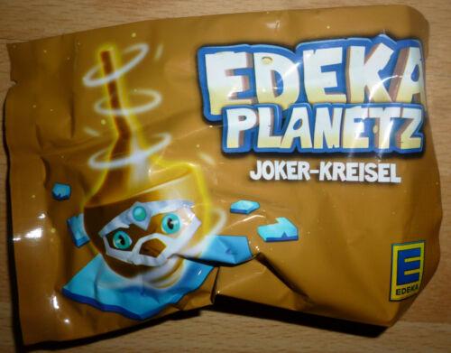 1 Joker toupie Edeka planetz roi Kumani 2014 OVP
