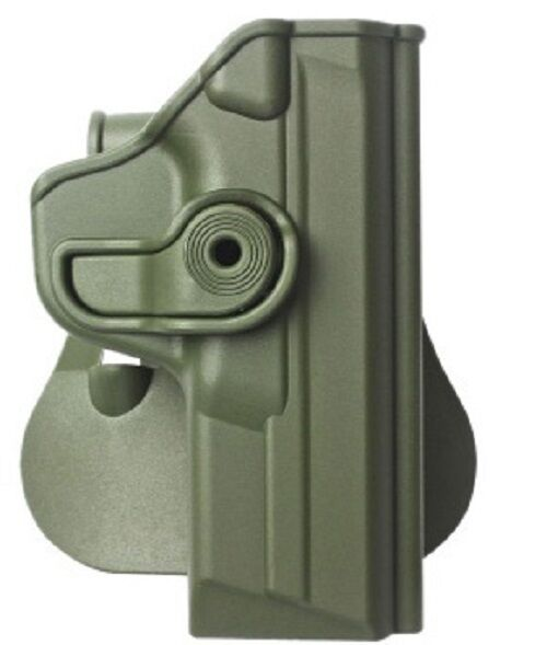 Z1120 IMI Defense OD Grün Right Hand Roto Holster for Smith & Wesson M&P FS
