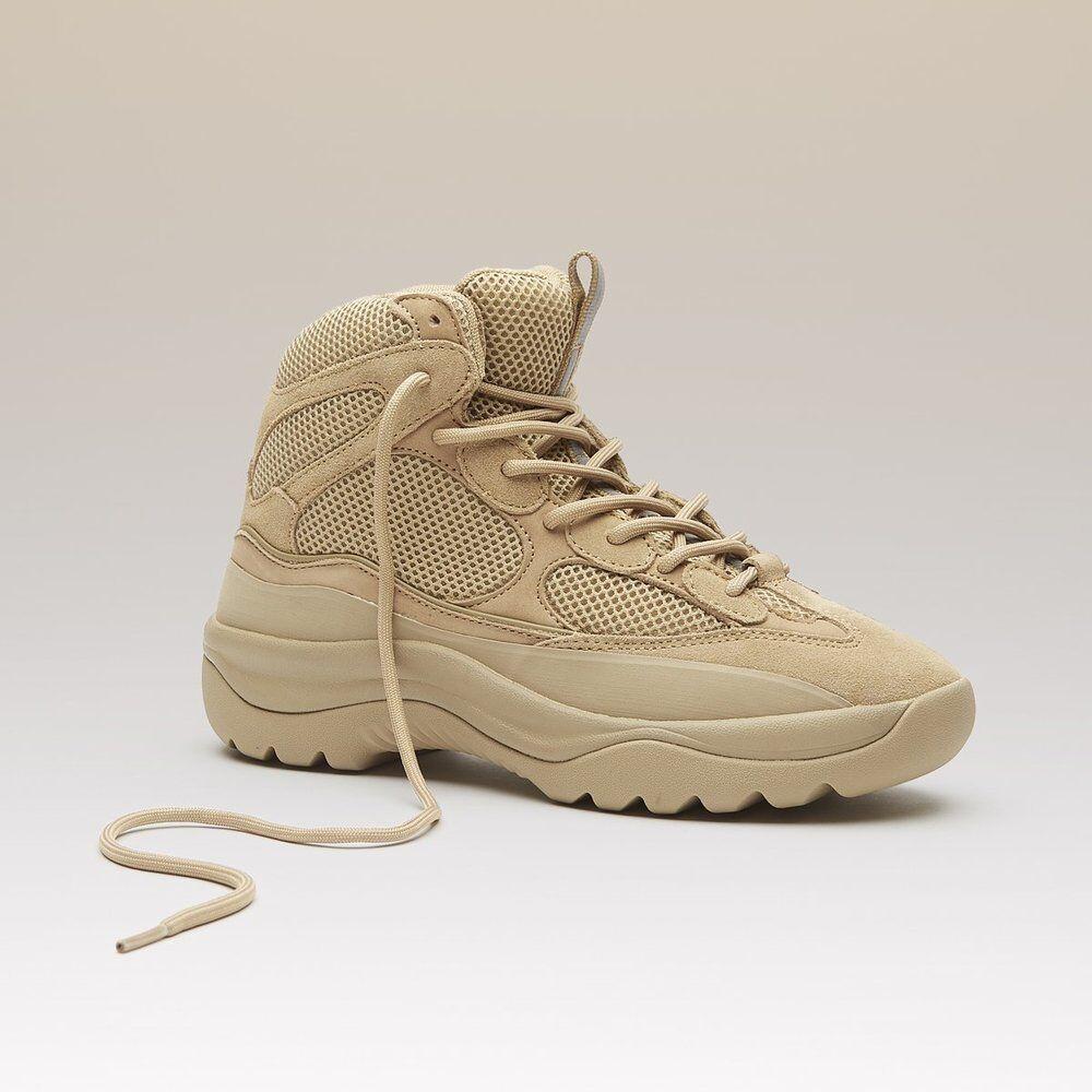 YEEZY Season 6 Desert Rat 500 Boot size 8. Taupe. YZ6MF6003-214. tan