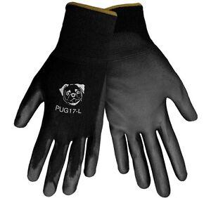 Global Glove PUG Polyurethane Coated Nylon Gloves 6 Dozen SMALL (PUG17-S)