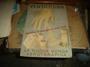 Cartel-Carton-20-X-30-Publicidad-Ventilosan-1951
