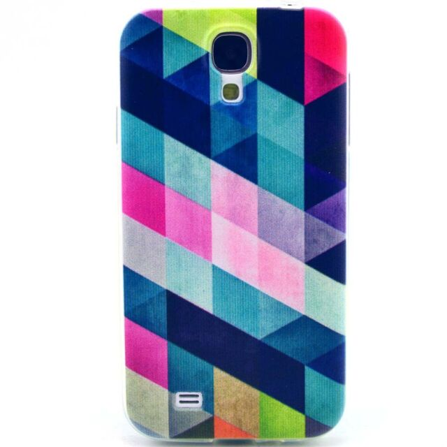 Nice Soft Silicone Rubber Back Case Cover For Samsung Galaxy S4 MINI S4 i9500