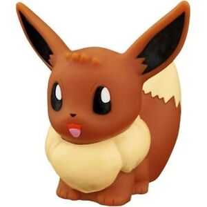 Pokemon-Kids-BW-Black-amp-White-Eevee-Ed-Finger-Puppet-Figure-Eevee