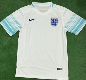 ORIGINALI Nike England 2016 Formazione Calcio Camicia Taglia Small per adulti