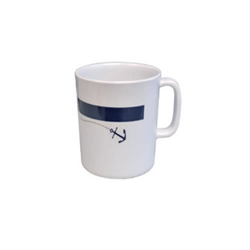 SET OF 6 MUGS MELAMINE