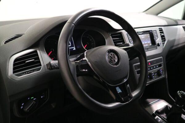 VW Golf Sportsvan 1,6 TDi 110 Comfortline BMT - billede 4