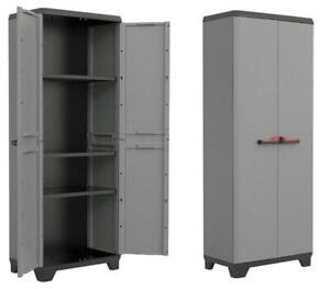 Keter mobile armadio armadietto in resina plastica da ...